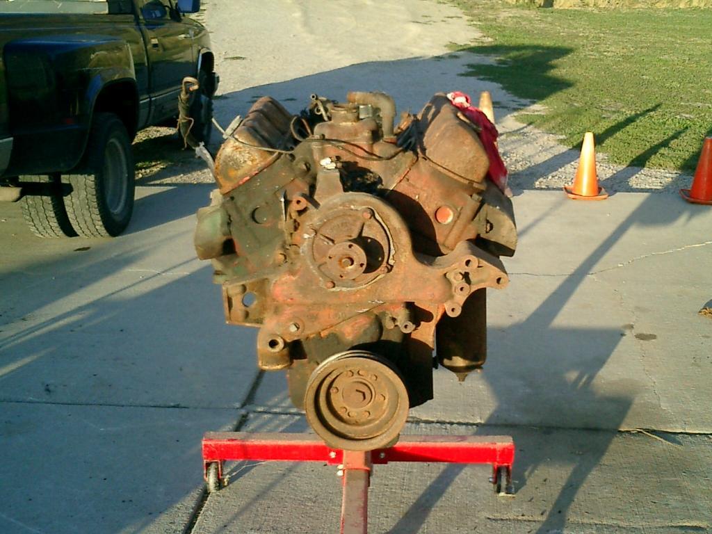 Gmc 401m Cid Big Block V6 Engines