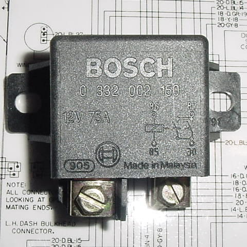15 amp relay wiring the bosch relay unraveled