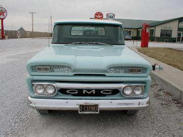 1962 GMC 1/2-Ton Pickup Truck - Hot Rod Network