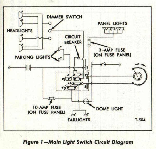 blinker switch wiring diagram 1978 chevy c10 wire auto Chevy Headlight Wiring Diagram 1951 Ford Turn Signal Wiring Diagram
