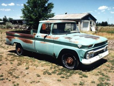 what 39 s this old gmc truck worth. Black Bedroom Furniture Sets. Home Design Ideas